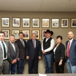 CBBC Meets with Minister of Agriculture Lawrence MacAulay